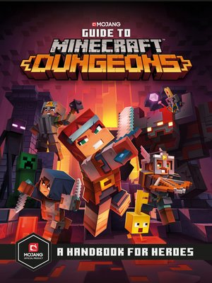 cover image of Guide to Minecraft Dungeons